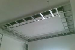 Каркас потолочного короба