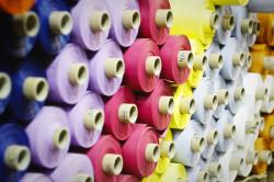 Рулоны для натяжных потолков из ткани