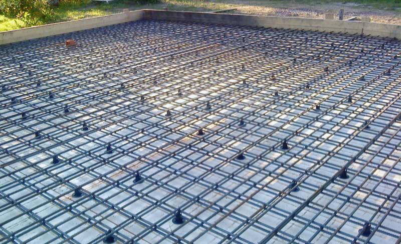 Какую арматуру использовать для перекрытия в строительной индустрии?
