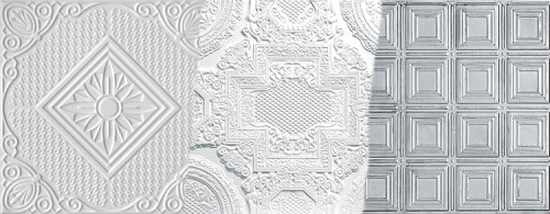 Примеры рисунка потолочных плиток