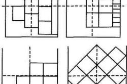 Схема крепления потолочной плитки