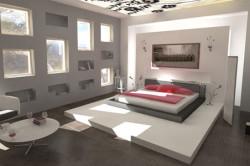 Количество листов для потолка подсчитать просто. Обязательно следует учитывать дизайн потолка, площадь каждого уровня. Лучше покупать материал с небольшим запасом.