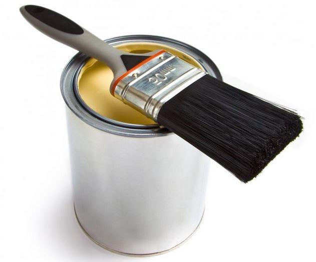 Нужно ли красить потолочный плинтус, галтели?