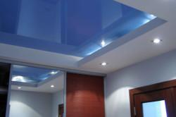 Модульные потолки отличают экологичность и звукоизоляционные свойства.