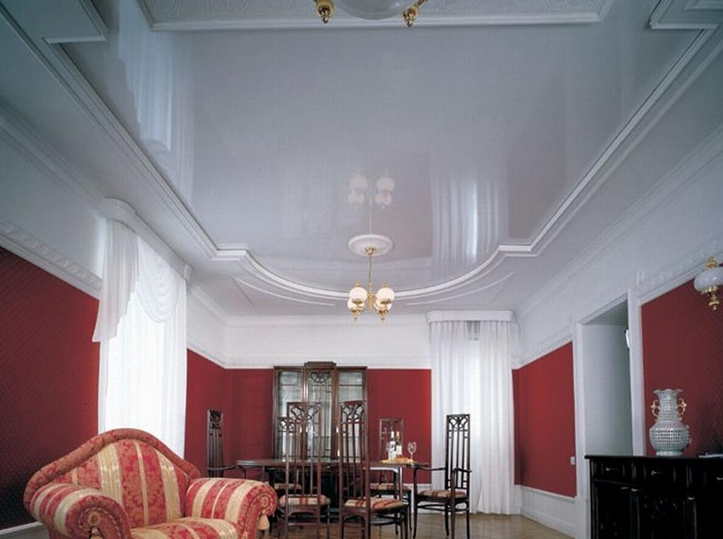 Дизайн потолков: простые, сложные и дорогие конструкции