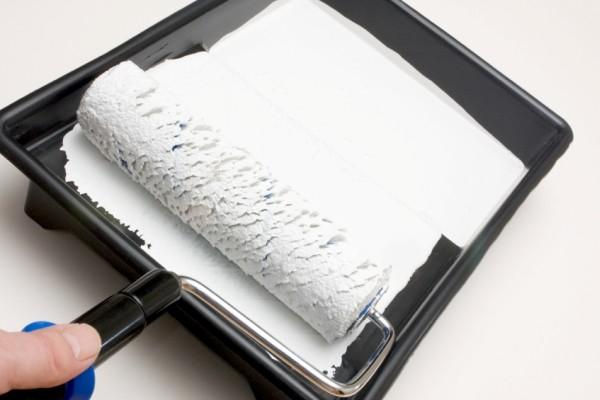 Побелка потолка своими руками: мел, известь или водоэмульсионная краска