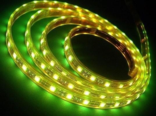 Подсветка натяжных потолков светодиодной своими руками