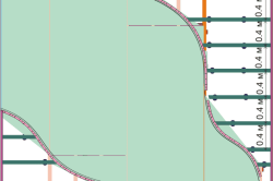Схема декоративного гипсокартонного потолка