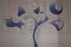 Дизайн проект комбинированного потолка