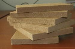 Древесноволокнистые теплозвукоизоляторы потолков