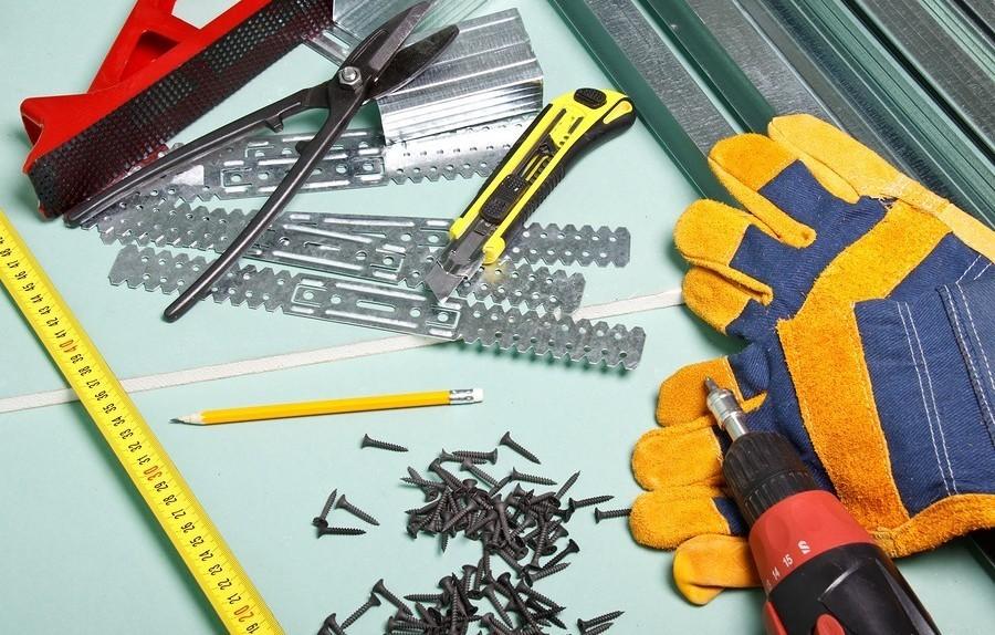 Навесной потолок своими руками: устройство и монтаж