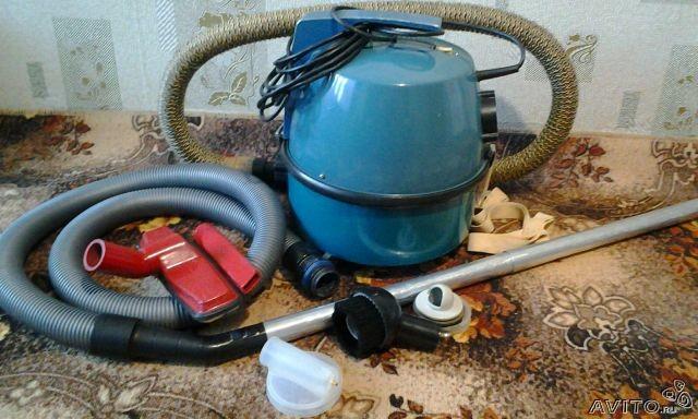 Как сделать с пылесоса краскопульт