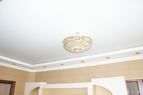 Как оштукатурить потолок своими руками фото