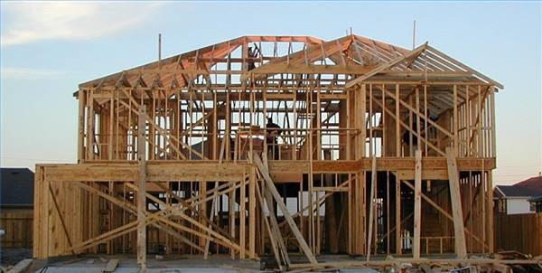 Межэтажное перекрытие в каркасном доме: требования, особенности и рекомендации