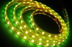 Цифры на ленте обозначают размер светодиода в миллиметрах.
