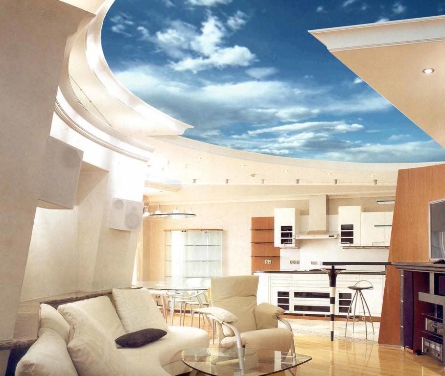 На сегодняшний день существует множество вариантов оформления потолков. прочное место среди потолков завоевали натяжные.