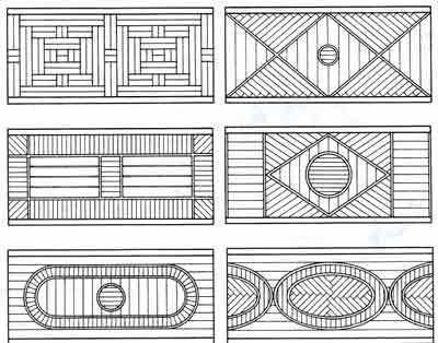 Потолок из вагонки с балками: инструменты, материал