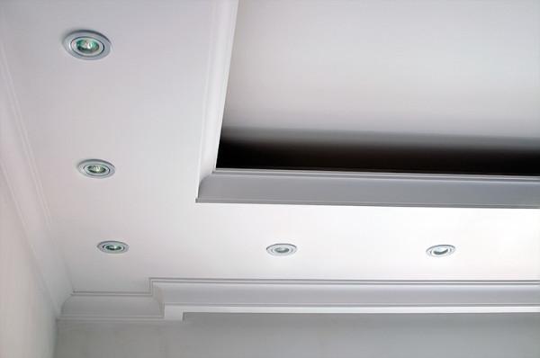 Скрытая подсветка потолка своими руками