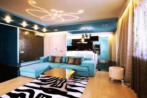 Светодидное освещение в квартире