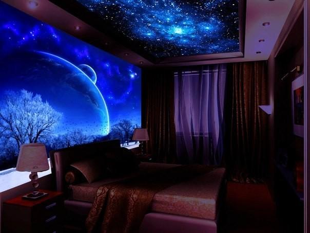 Светящийся потолок: виды, преимущества, монтаж