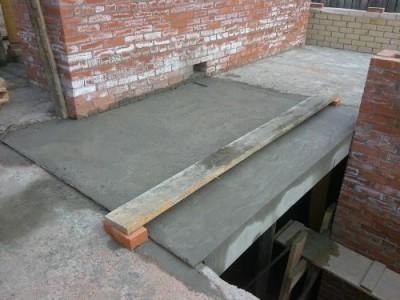 Заливка плиты перекрытия своими руками: опалубка и армирование