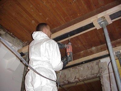Усиление деревянных конструкций углепластиками
