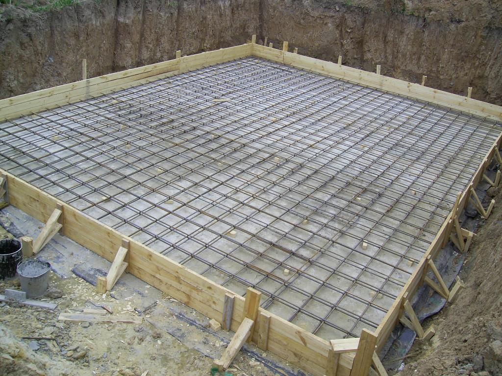 Виды бетонных перекрытий.