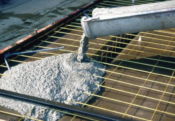 Монолитный участок между плитами перекрытия своими руками