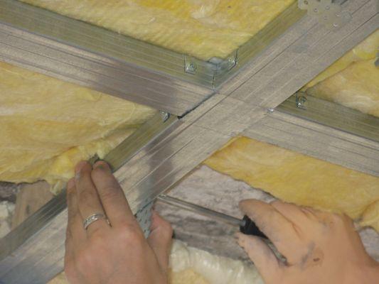 Как утеплить потолок минеральной ватой