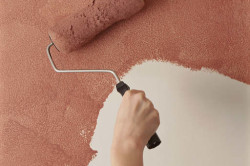 Покраска потолка без дефектов