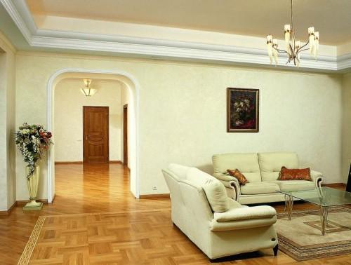 После того, как Вы смонтировали пол или потолок, завершающим этапом является монтаж плинтусов.