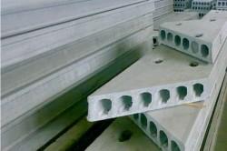 Нарезанные плиты перекрытия