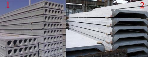 Плиты перекрытия легкие сборные железобетонные ступени для лестницы