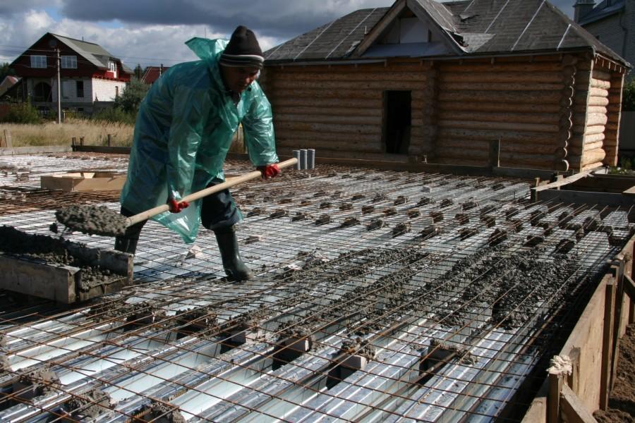 Самому залить плиту перекрытие жби завод тольятти ларина