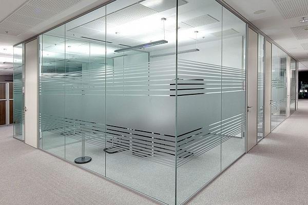 Стеклостиль - стеклянные перегородки